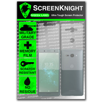 Sony Xperia XZ2 Compact Screen Protector - Full Body
