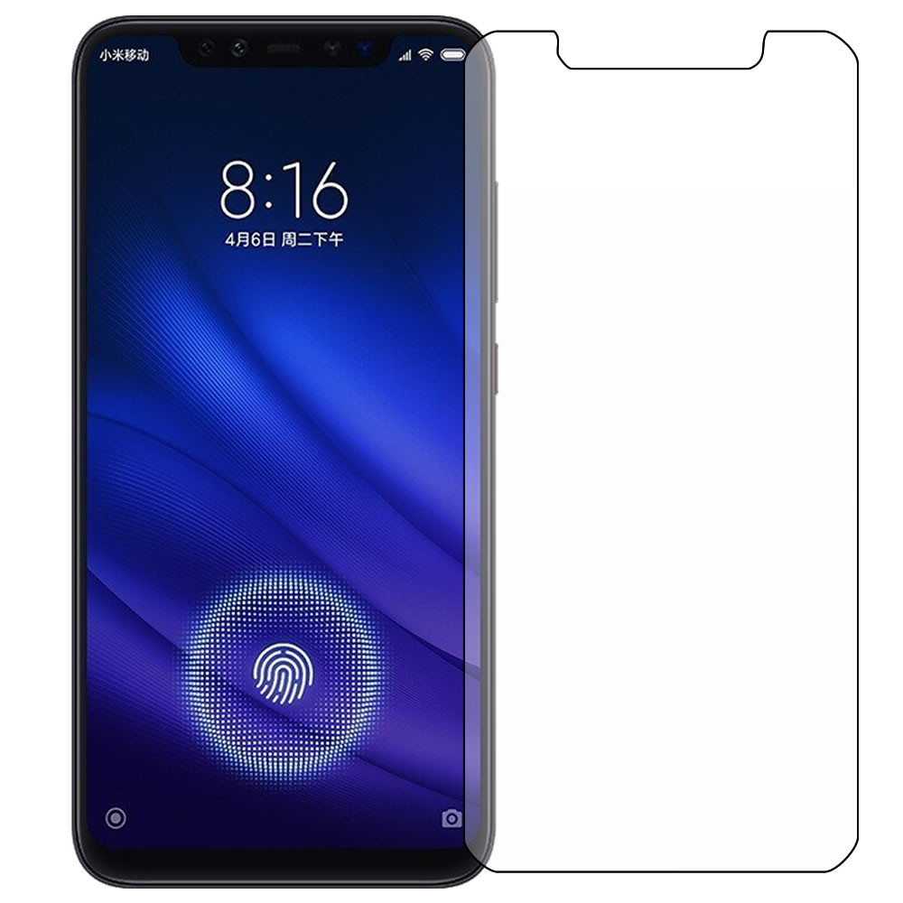 Xiaomi Mi 8 Pro Screen Protector - Military Shield