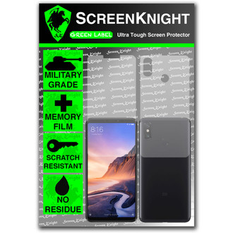 Xiaomi Mi Max 3 - Screen Protector - Military Shield