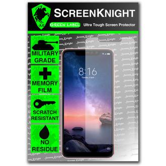 Xiaomi Redmi Note 6 Pro Screen Protector - Military Shield