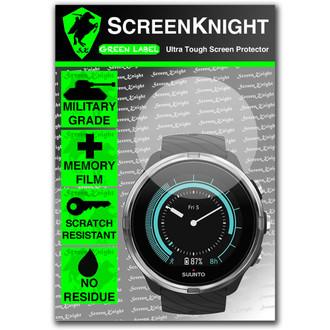 Suunto 9 Screen Protector - Military Shield