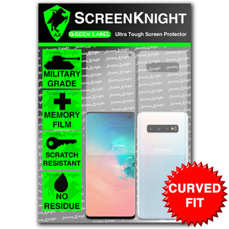 Galaxy S10 Screen Protector - Military Shield