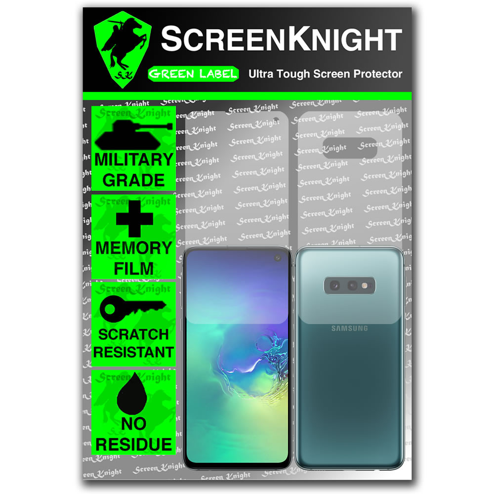 Samsung Galaxy S10E Screen Protector - Military Shield