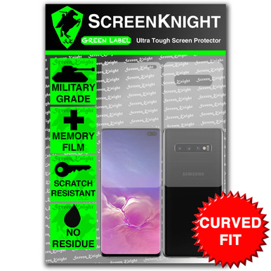 Samsung Galaxy S10 Plus (S10+) Screen Protector - Military Shield