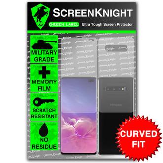 Samsung Galaxy S10 Plus (S10+) Screen Protector - Military Shield