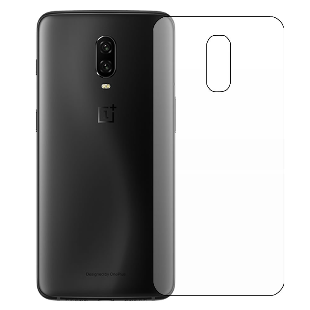 Oneplus 6T Screen Protector - Military Shield