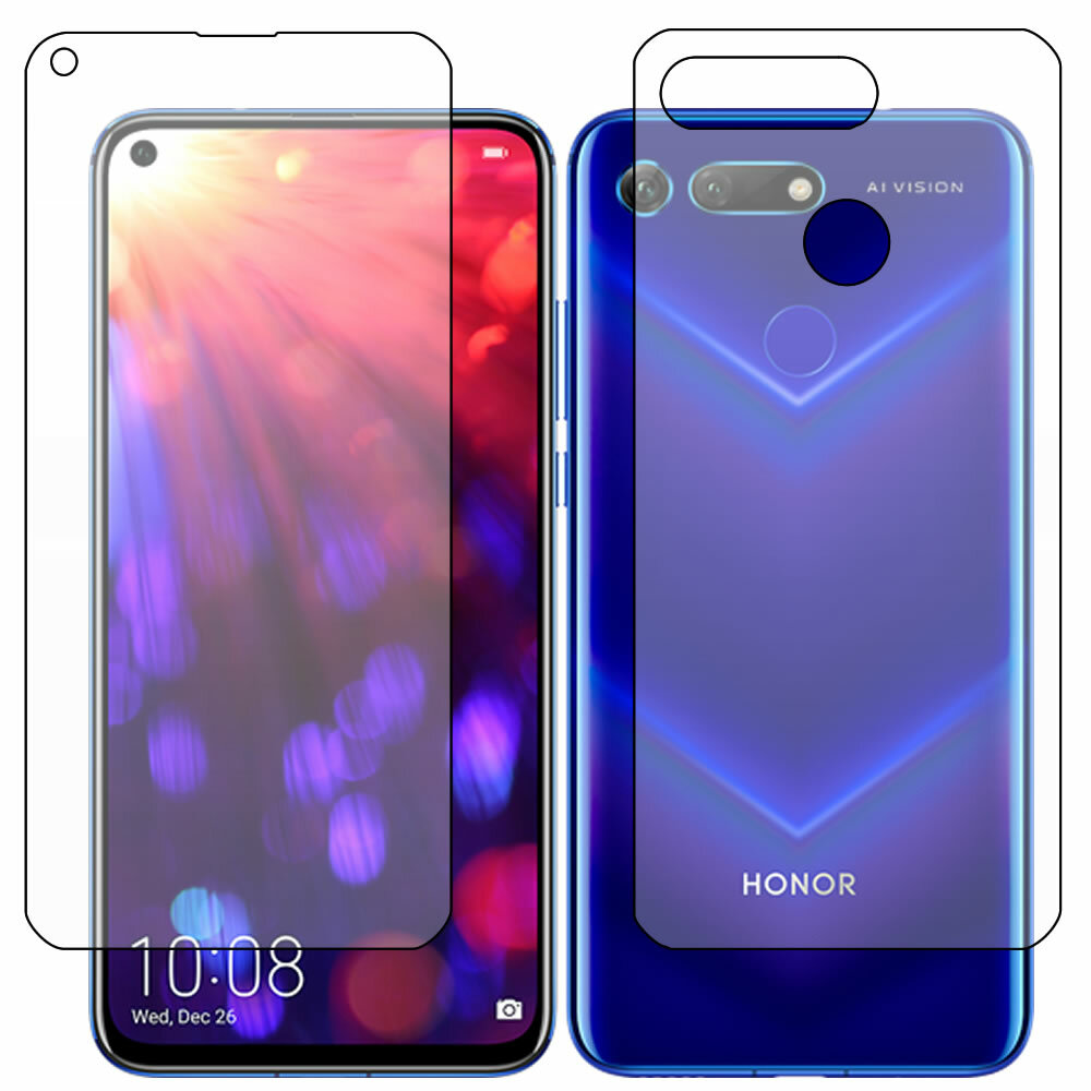 Huawei Honor View 20 Screen Protector - Military Shield