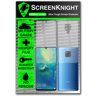 Huawei Mate 20X Screen Protector - Military Shield