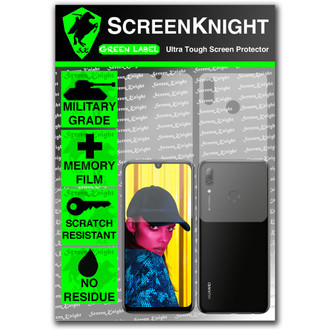 Huawei P Smart (2019) Screen Protector - Military Shield