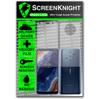 Nokia 9 PureView Screen Protector - Military Shield