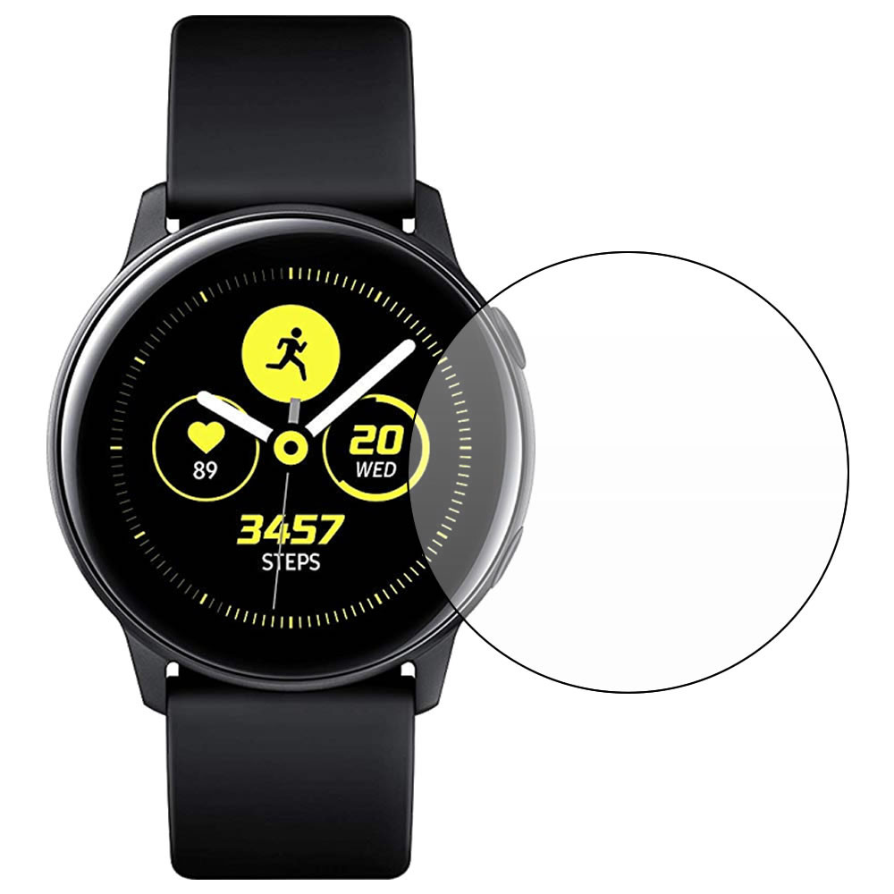 Samsung Galaxy Watch Active Screen Protector - Military Shield