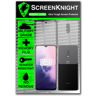 Oneplus 7 Screen Protector - Military Shield