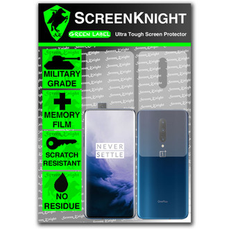 Oneplus 7 Pro Screen Protector - Military Shield