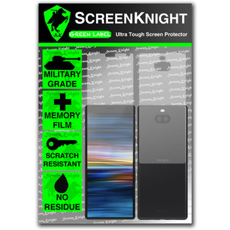 Sony Xperia 10 Plus Screen Protector - Military Shield