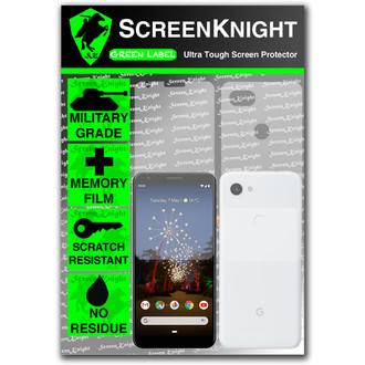 Google Pixel 3A Screen Protector - Military Shield