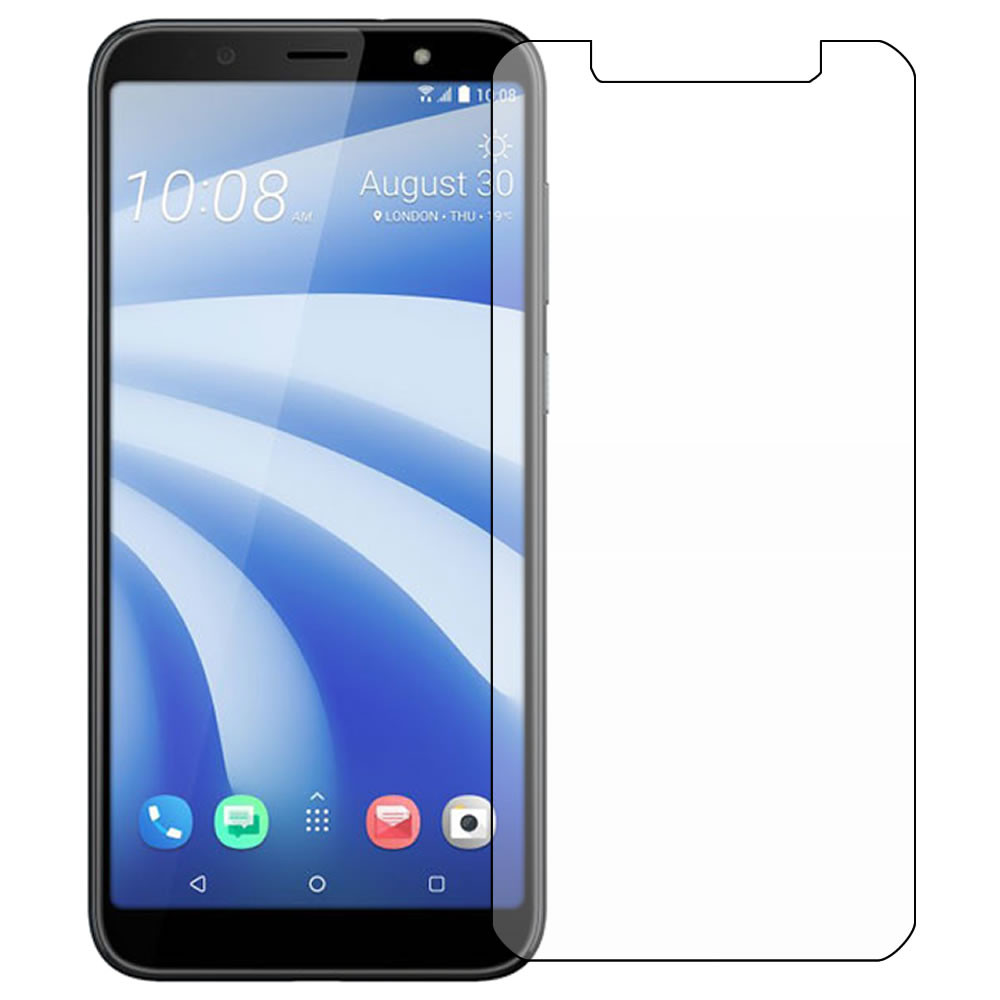 HTC U12 Life Screen Protector - Military Shield