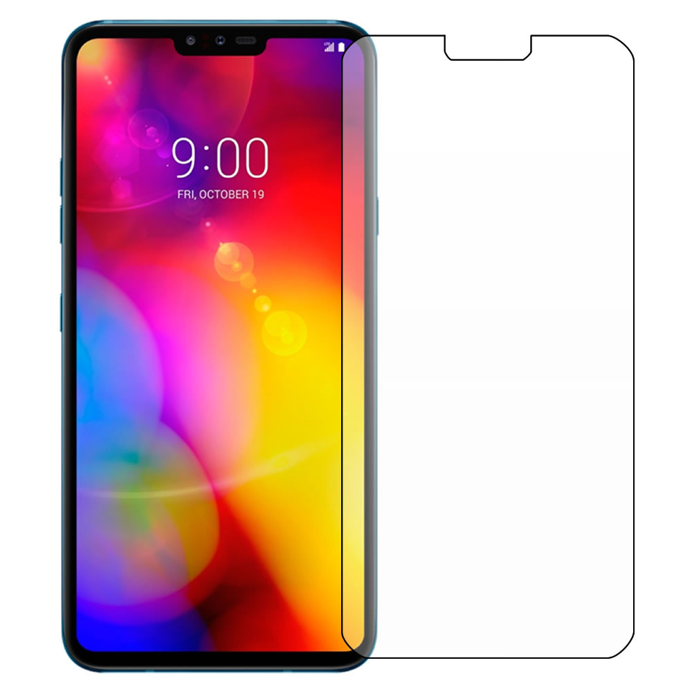 LG V40 ThinQ Screen Protector - Military Shield
