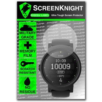 Ticwatch E Screen Protector - Military Shield