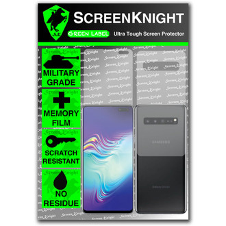 Galaxy S10 5G Screen Protector - Military Shield