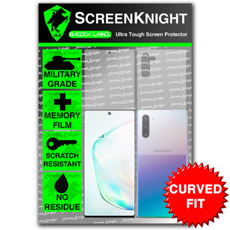 Galaxy Note 10 Screen Protector - Military Shield