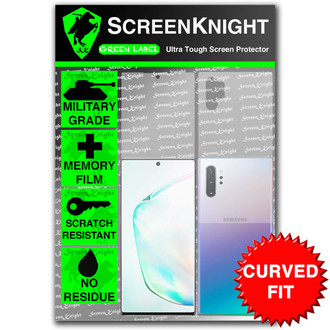 Galaxy Note 10 Plus / Plus 5G Screen Protector - Military Shield