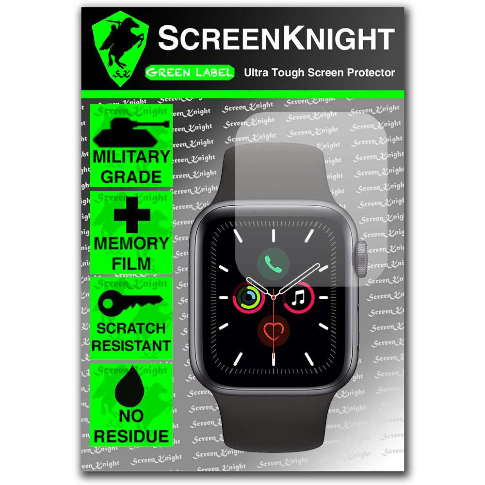 Apple Watch Series 5 - 40mm Screen Protector - Military Shield