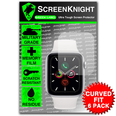 Apple Watch Series 5 - 44mm Screen Protector - Military Shield