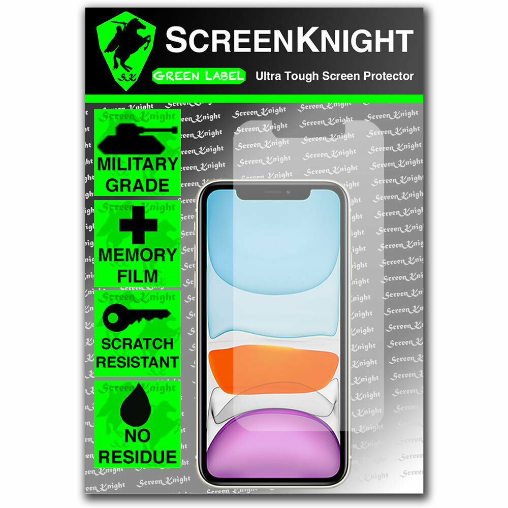 iPhone 11 Screen Protector - Military Shield