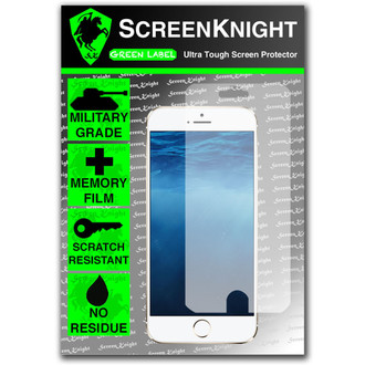 "Apple iPhone 6/6S 4.7"" Tempered Glass Screen Protector - Military Shield"