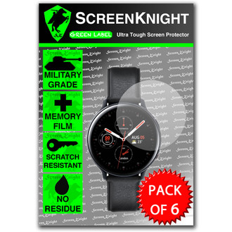 Samsung Galaxy Active Watch 2 Screen Protector - Military Shield