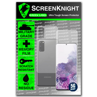 Samsung Galaxy S20 Screen Protector - Military Shield