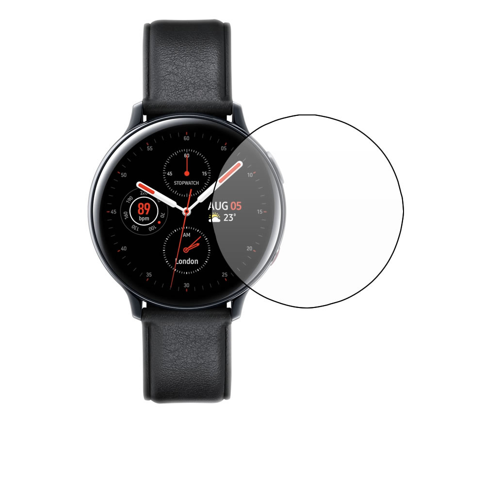 40mm - Round Watch/Smartwatch Screen Protector - Military Shield