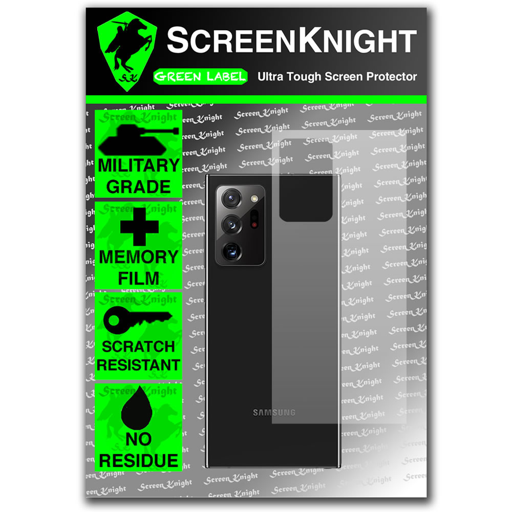 Galaxy Note 20 Ultra Screen Protector - Military Shield