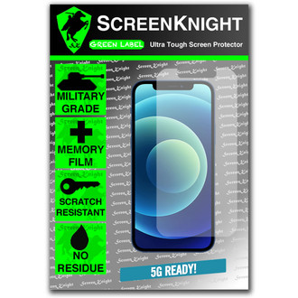 IPhone 12 Screen Protector - Military Shield