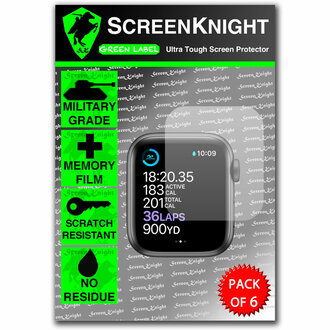 Apple Watch Series 6 - 44mm Screen Protector - Military Shield