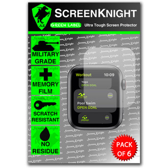 Apple Watch SE - 44mm Screen Protector - Military Shield