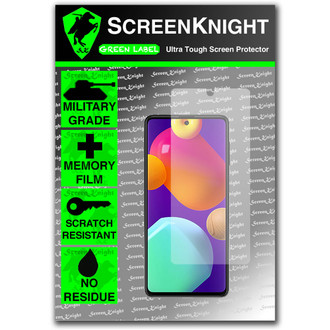 Galaxy M62 Screen Protector - Military Shield