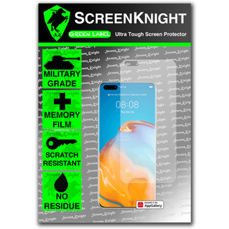 Huawei P40 Pro Screen Protector - Military Shield