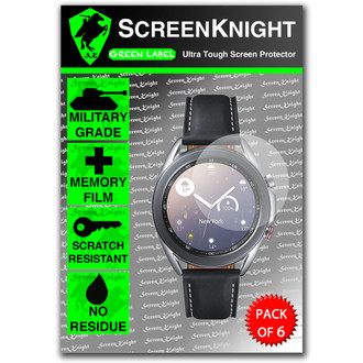 Samsung Galaxy Watch 3 41mm Screen Protector - Military Shield