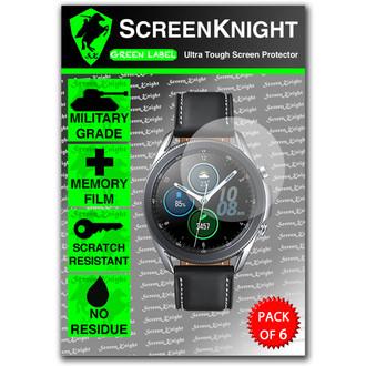 Samsung Galaxy Watch 3 45mm Screen Protector - Military Shield