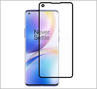 Oneplus 8 Pro Screen Protector - Military Shield