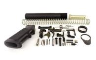 Combat Armory mil-spec Lower Receiver Parts Kit & MIl-Spec Pistol tube Kit