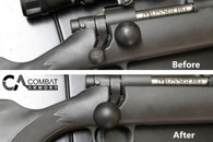 Combat Armory Extended Bolt Action Silicone Knob