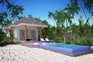 Kandima Maldives Beach Pool Villa Photo: Kandima Maldives