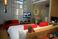 Deluxe King On A 19th Floor Corner, Hotel Indigo