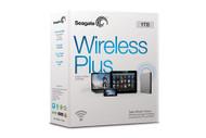 Seagate Wireless Plus Packaging Photo: Seagate