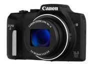 Canon PowerShot SX170 IS Photo: Ben Hall
