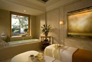 Pelican Hill Spa Treatment Room