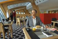Qantas International First Lounge