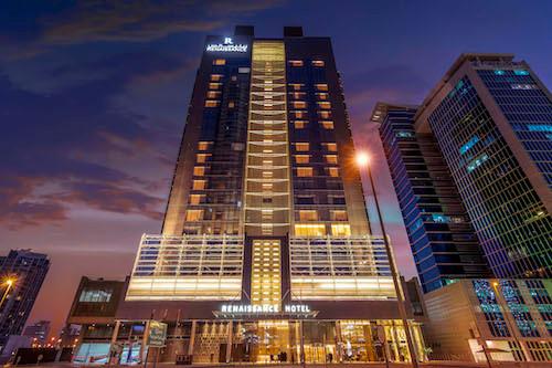 The Renaissance Downtown Hotel, Dubai